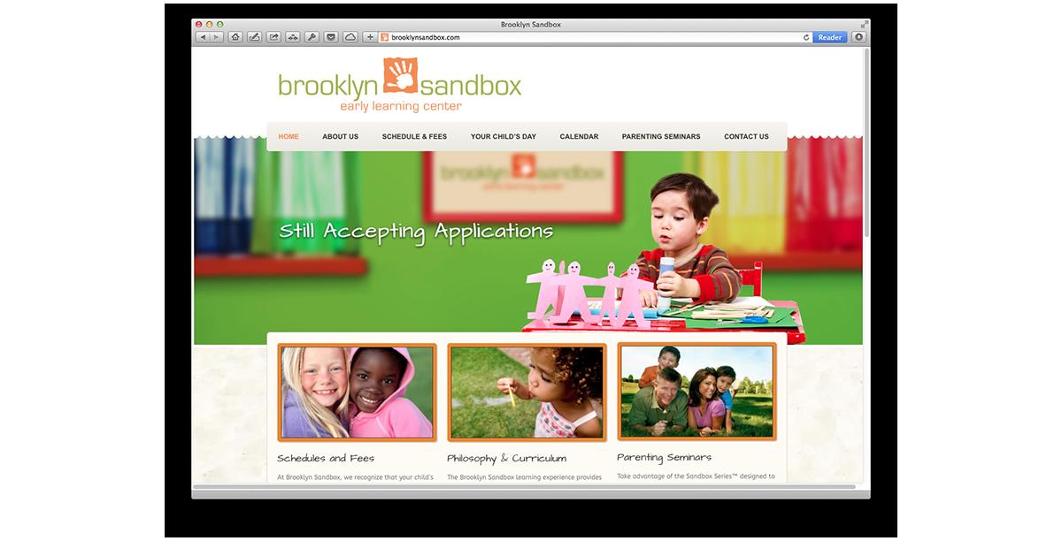 Brooklyn Sandbox Homepage