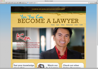 CLEO: Become a Lawyer
