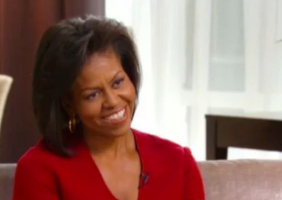 In Conversation: Michelle Obama