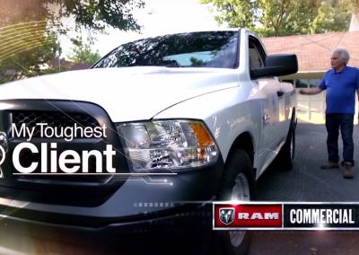 RAM – My Toughest Client
