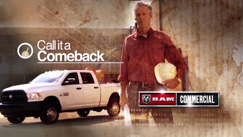 RAM – Call it a Comeback